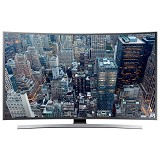 SAMSUNG 55 Inch Curved Smart TV UHD [UA55JU6600] - Televisi / Tv 42 Inch - 55 Inch